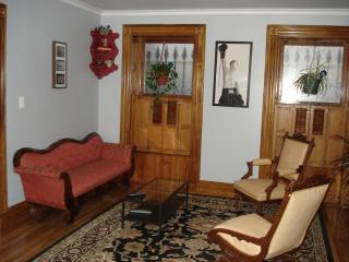 Sunny 1 Bedroom Garden Apartment - New York City vacation rentals