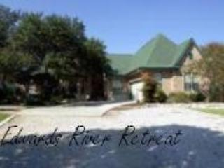 Edwards River Retreat - New Braunfels vacation rentals