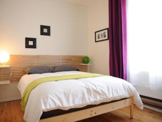 The authentic Montreal life-Metro-Pkg - Montreal vacation rentals