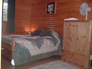 Grand Fairways Log Chalet - Newfoundland vacation rentals