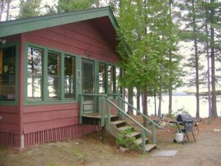 Rustic Northwoods Cabin - Beautiful Burntside Lake - Minnesota vacation rentals