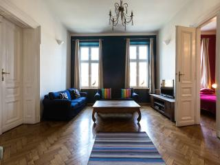 140sqm 3bdr 2 bth Stanislas Apartment in centre - Krakow vacation rentals