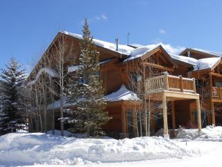 Slopeside 100: 3-Bed townhome Winter Park base - Winter Park vacation rentals