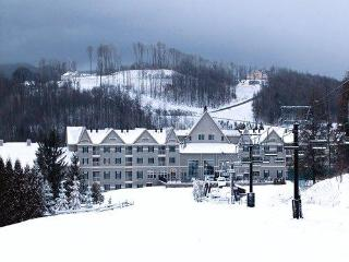 Wyndham Bentley Brook Jiminy Peak ski in/out - Hancock vacation rentals