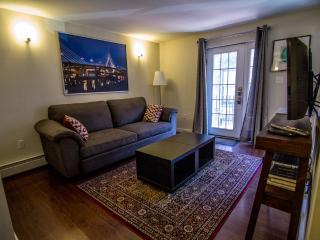South End - E Springfield Street #3 - 2 bedrooms, 1.5 baths, sleeps 4-6 - Boston vacation rentals