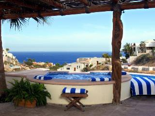 Beautiful Cabo San Lucas Villa Situated in Hills Overlooking City Lights and Ocean Views - Cabo San Lucas vacation rentals