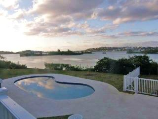 C66. Two Poolside Apartments overlooking the Sound - Bermuda vacation rentals