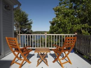 A LUCKY CAST | WESTPORT MAINE | SALT WATER RIVER | DEEP WATER DOCK & FLOAT - Westport Island vacation rentals