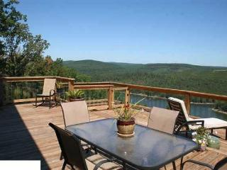 Bear Mountain View Greers Ferry Lake Arkansas - Greers Ferry vacation rentals