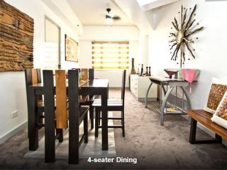Eastwood City Secured APT w/ Panoramic City View - Quezon City vacation rentals