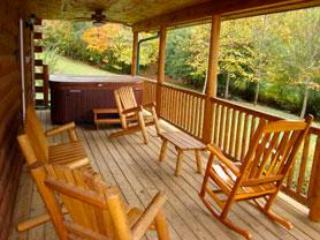FOX CREEK MEADOWSIDE CABIN near Bryson City - Bryson City vacation rentals