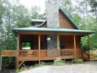FOREST LAKE CABIN near Fontana Lake - Bryson City vacation rentals
