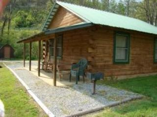 SMOKY RIVERFRONT CABIN near Cherokee - Bryson City vacation rentals