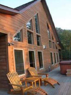 SOUTHERN COMFORT Luxury Cabin in the Smokies - Image 1 - Bryson City - rentals