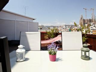 Barcelona, Large Terrace + Brilliant Views - Barcelona vacation rentals