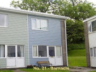 'Barnacle' 21 Freshwater Bay Holiday Village - Freshwater East vacation rentals