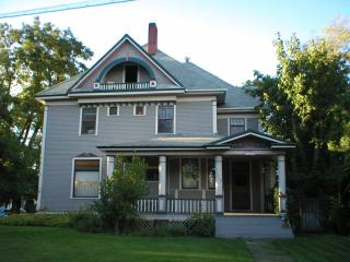 1899 House B&B--Dora Suite (see also: Rigby Suite) - Spokane vacation rentals