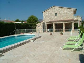 Holiday house for 12 persons, with swimming pool , in L'Ametlla de Mar - L'Ametlla de Mar vacation rentals