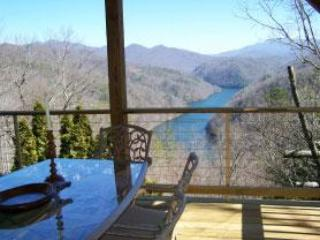 TIP OF THE DRAGON RETREAT at Deals Gap - Bryson City vacation rentals