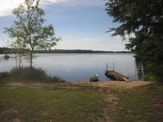 Private Cove & Sandy Beach -- Great for Swimming! - Ely vacation rentals
