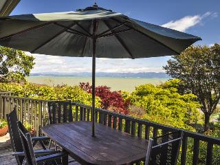 The TreeHouse - Sea View Escape Close to City! - Nelson-Tasman Region vacation rentals