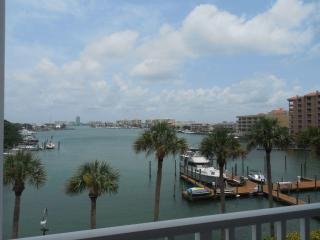 Dockside Condos 306 Waterfront condo, refurnished! - Clearwater Beach vacation rentals