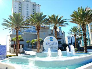 Escapes 305 - 297125 Unbeatable Prices, Call Today! September is Warm and Beautiful here! - Gulf Shores vacation rentals
