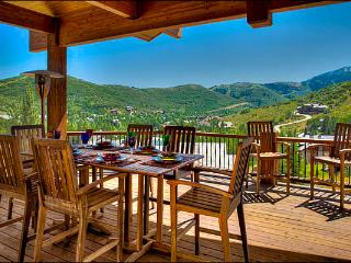 Stunning Mountain Views - Rustic Mountain Elegance (24784) - Park City vacation rentals