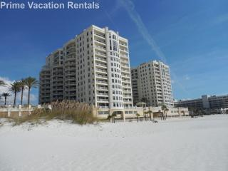 Mandalay Beach Club 606, beachfront designer condo - Clearwater Beach vacation rentals