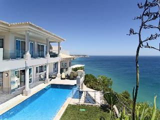 Luxury dream villa,stunning ocean view,heated pool - Lagos vacation rentals