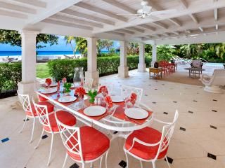 High Trees: Tropical Beachfront Oasis - Saint Peter vacation rentals