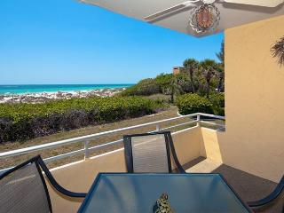 Beaches and Dreams: 2BR/2BA Dreamy Beachfront Condo with Heated Pool - Holmes Beach vacation rentals
