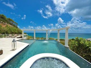 St. Martin Villa 45 Spectacular Views Combined With The Soft Sea Breezes Transform This Villa Into The Perfect Romantic Hideaway - Terres Basses vacation rentals