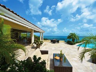 St. Martin Villa 49 Breathtaking Vistas Unfold Across The Caribbean Sea And The Island Of Anguilla. - Terres Basses vacation rentals