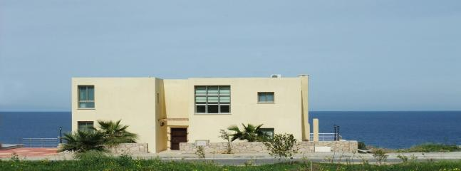OPULANT private Villa, with Outstanding Sea views - Image 1 - Akrotiri - rentals