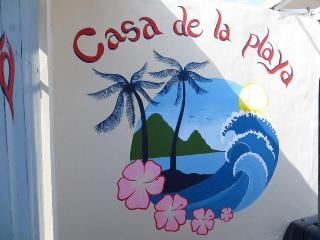Cute one bdrm apt across from the beach in Olon - Montanita vacation rentals