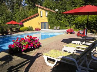 Private Pool – Secluded Vacation Suite and Spa - Courtenay vacation rentals