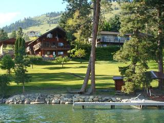 Enjoy the Flathead Valley at this family friendly cabin! - Somers vacation rentals