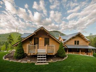Luxurious Wilderness Lodge! Theatre room, billiard table, stone fireplace! - Lakeside vacation rentals