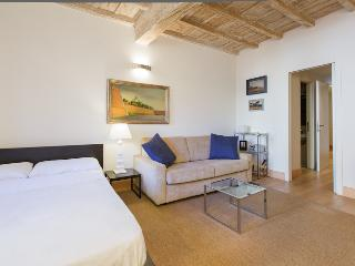 In Rome's Historic Center, Modern Comfort, and Style in a Studio near Piazza Navona; Picolo la Fiammetta - Lazio vacation rentals