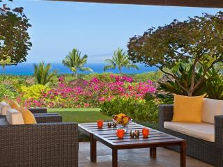 Four Seasons Luxury 3BD Hainoa Villa, Garden Level, Modern Decor With Panoramic Ocean Views - Kona Coast vacation rentals