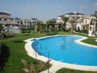 Communal outdoor pool - Family Friendly Apartment on Lovely Private Estate - Vera Playa - rentals