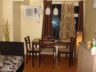 New and Fully furnished Condo for Rent. Close by Malls and amenities. Reasonable Rates - Philippines vacation rentals