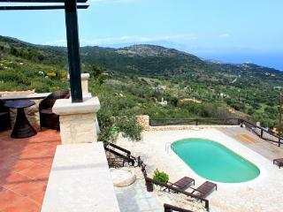 Villa Armos, private pool and panoramic sea view - Zakynthos vacation rentals