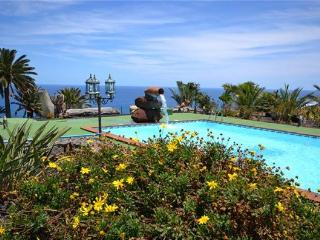 Holiday house for 10 persons, with swimming pool , in Moya - La Palma vacation rentals
