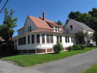 Downtown Retreat - Western Maine vacation rentals