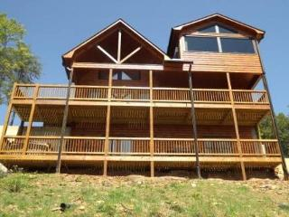 ENJOY AN INSPIRING VIEW AT THIS WONDERFUL CABIN. - Mineral Bluff vacation rentals
