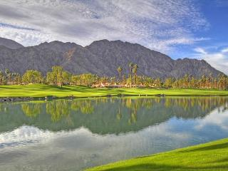 Amazing Mountain, Water & Golf Course View from your 3 Bedroom Retreat - La Quinta vacation rentals