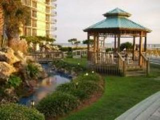 Lush Landscaping at Oceanfront Resort - Edgewater Beach Resort,Panama City Beach,FL 2br2ba - Panama City Beach - rentals