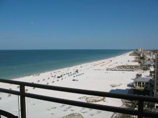 SandPearl Condo | Beautiful Beach Views - Clearwater Beach vacation rentals